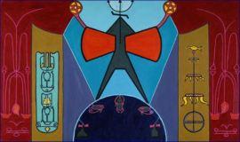 Uma obra de Abdias Nascimento