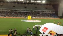 Jogo Mixto de Mato Grosso x Santos Futebol Clube