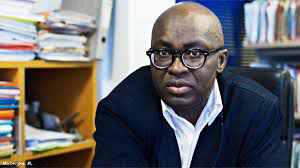 Doutor Achille Mbembe